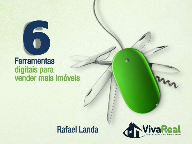 6  Ferramentas digitais para vender mais imóveis  Rafael Landa