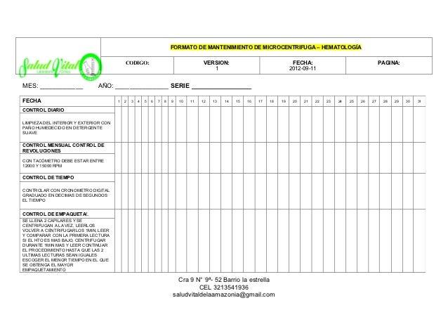 formato excel cronograma de actividades