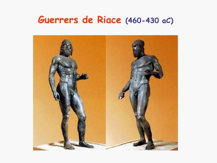 Guerrers de Riace  (460-430 aC)