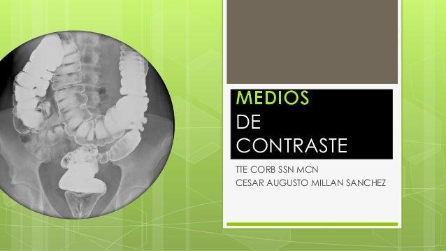 DE CONTRASTE TTE CORB SSN MCN CESAR AUGUSTO MILLAN SANCHEZ