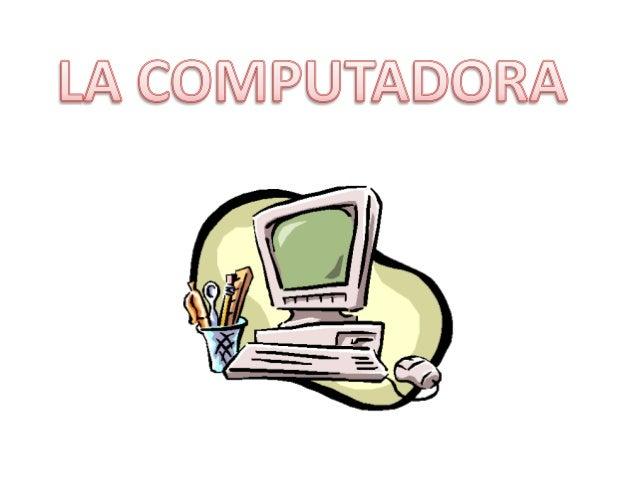 INDICE      Concepto de computadora       Concepto de Hardware        Concepto de Software    Tabla de Hardware y Software...