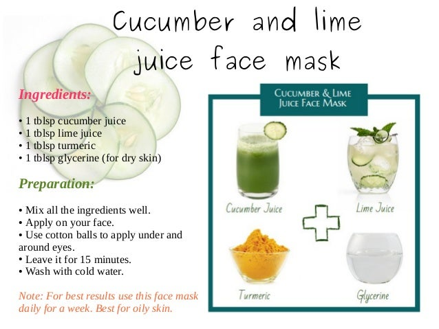 Best Natural Mask For Oily Skin