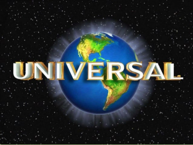 UNIVERSAL • Universal Studios is one of 6 major film distributors in the world. • It was founded in 1912 although they sta...