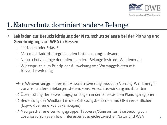 Die 6 Hürden der Windenergie in Hessen Slide 3