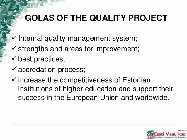 implementing total quality management in higher education management essay Writepass - essay writing - dissertation topics [toc] [hide details]  the  implementation of total quality management has a myriad of benefits to  and  training employees, incessant learning and social responsibility  these  qualities put the bank at a higher competitive edge within the banking industry.