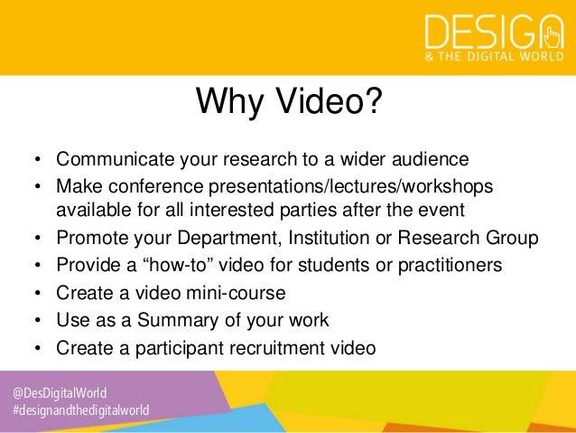 5. Increasing Digital Impact through Video Slide 2