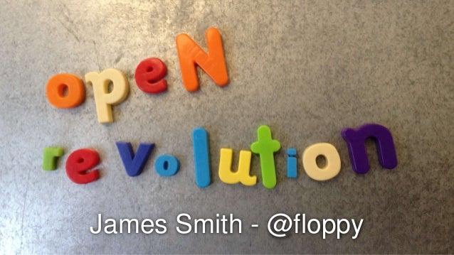 James Smith - @floppy