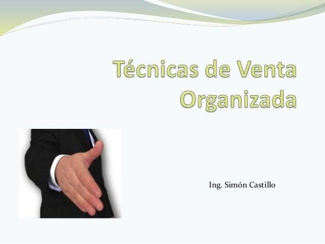 Ing. Simón Castillo