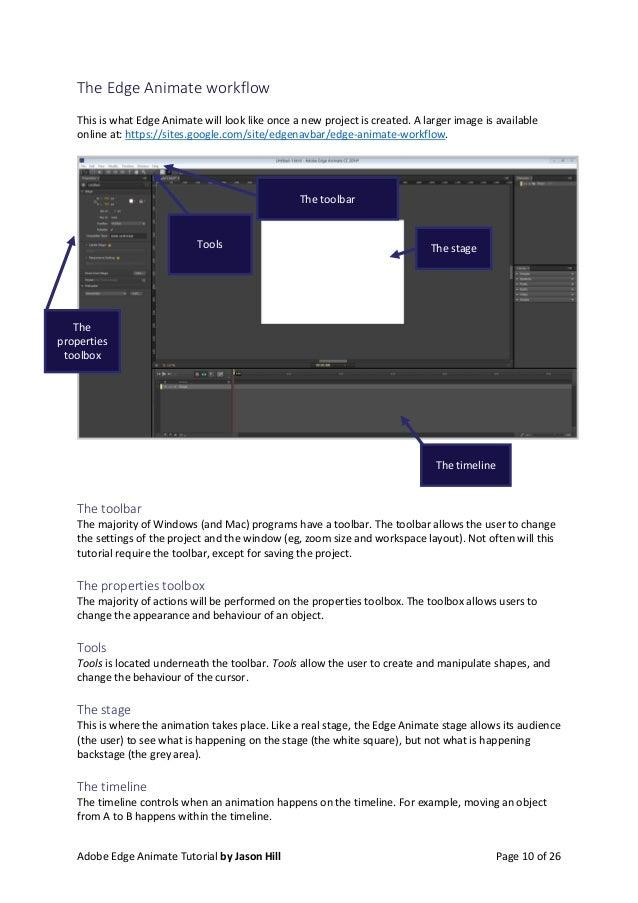 edge animate tutorial