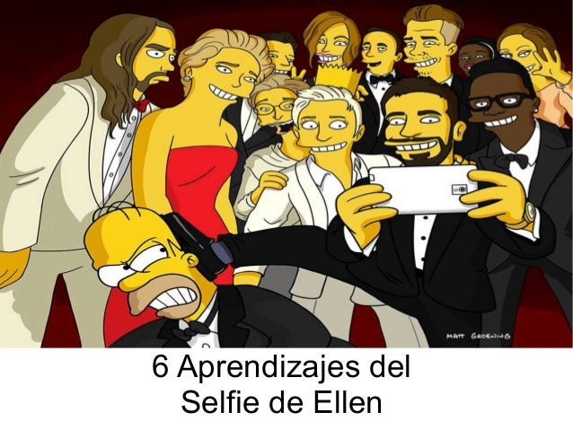 6 Aprendizajes del Selfie de Ellen