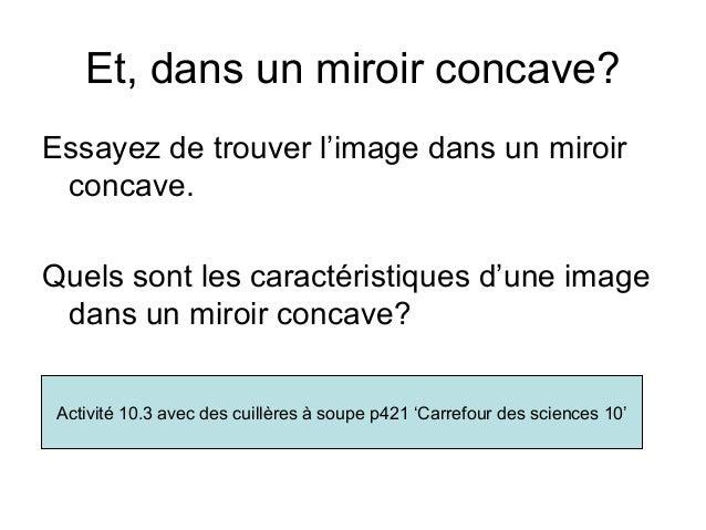 6 les miroirs courbes for Ou trouver un miroir