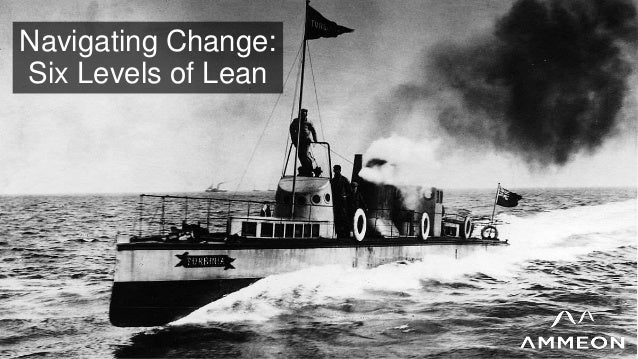 Navigating Change: Six Levels of Lean