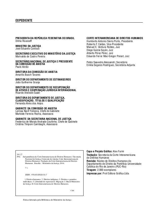 Jurisprudência da Corte Interamericana de Direitos Humanos - Direito à Liberdade de Expressão Slide 3