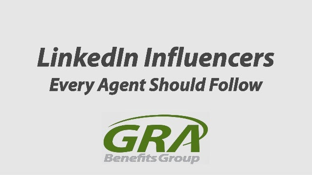 LinkedIn Influencers provide access to the world's most influential business leaders. It is a great way to find career wis...