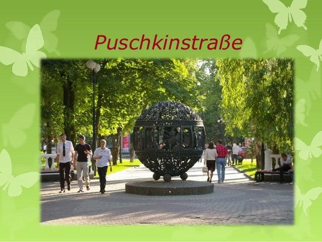 Puschkinstraße