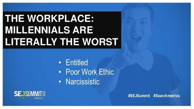 millennials work ethics