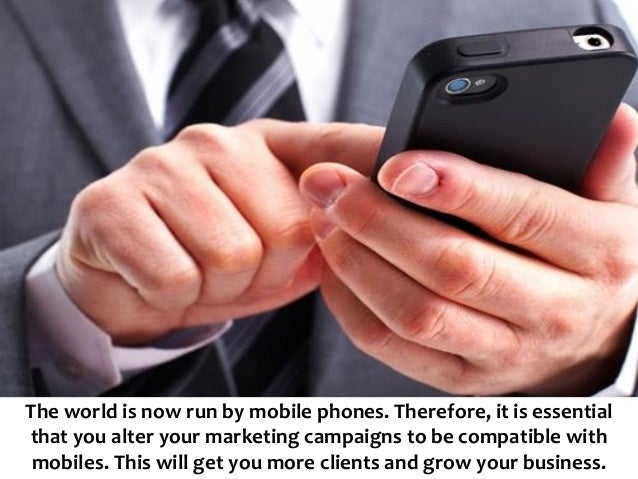 6 Mobile Marketing Mistakes To Avoid Slide 2