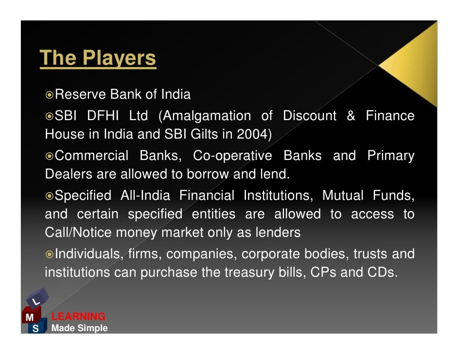 discount and finance house of india dfhi New delhi: state bank of india (sbi) on wednesday said it will buyback shares worth over rs99 crore in its primary dealership subsidiary company sbi dfhi (discount & finance house of india .