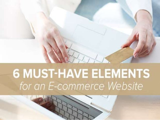 an introduction to the many elements of e commerce business E-commerce business models - learn e-commerce in simple and easy steps starting from basic to advanced concepts with examples including overview,.