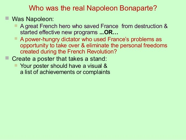 the life and achievements of napoleon bonaparte The film recounts the life and exploits of napoleon bonaparte, emperor of france and conqueror of europe  lyrical biography of the classical composer, depicted as.