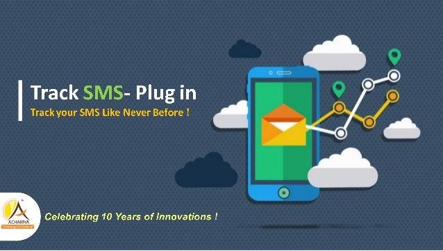 Achariya track-sms-plug-in