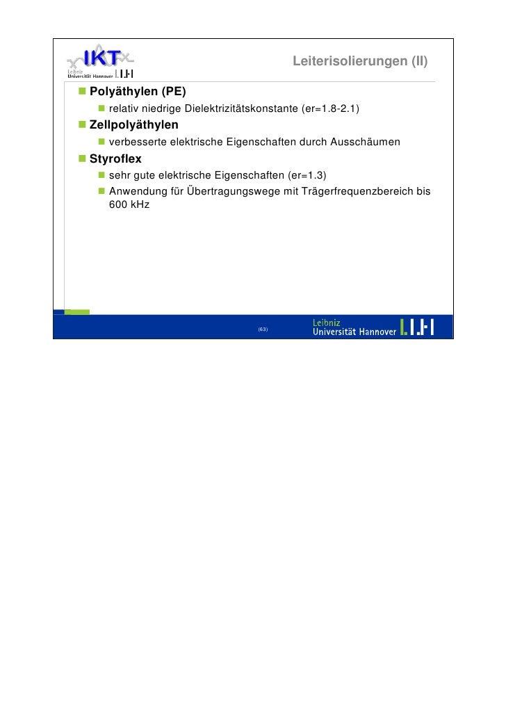 Wunderbar Kabeltypen Und Anwendungen Ideen - Elektrische ...