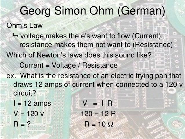 6 Ohm S Law 2