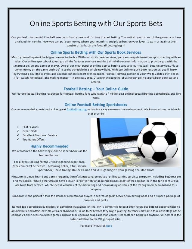 Best online sports betting service prop betting line alabama clemson football heavy