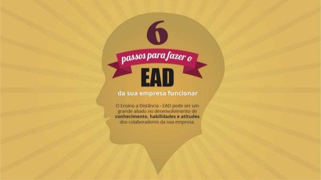 6 passos para fazer o EAD da sua empresa funcionar