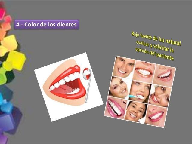 Los contactos indispensables son en los segundos molares simultáneamente con los incisivos 4.- Durante los movimientos exc...