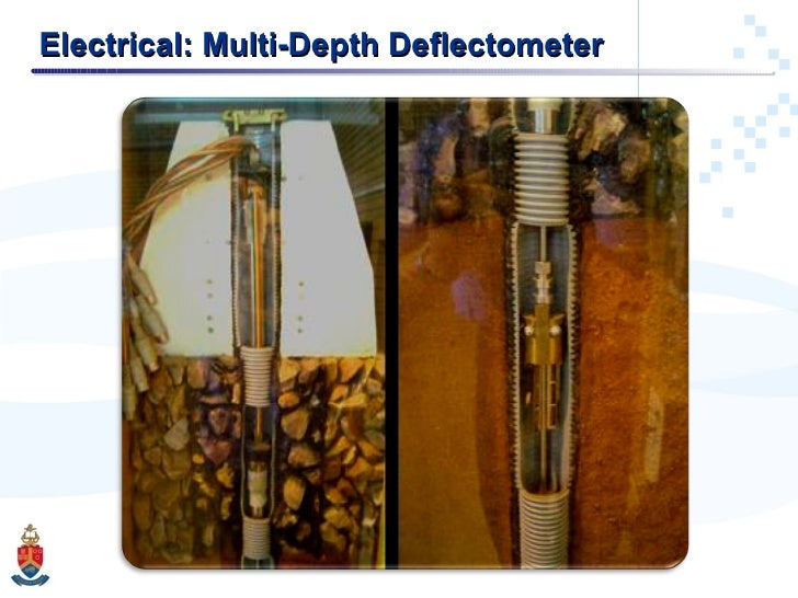 Electrical: Multi-Depth Deflectometer
