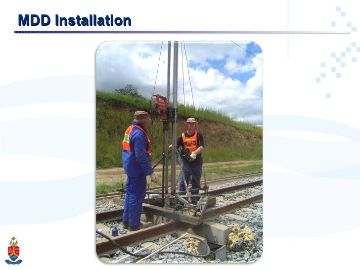 MDD Installation