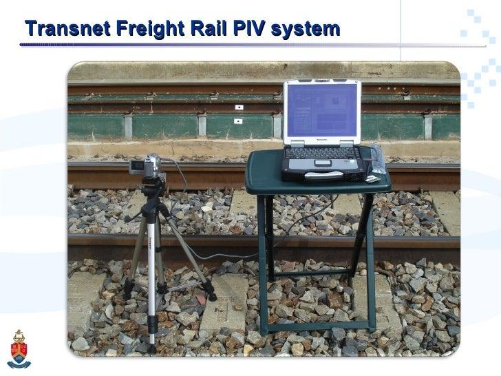 Transnet Freight Rail PIV system