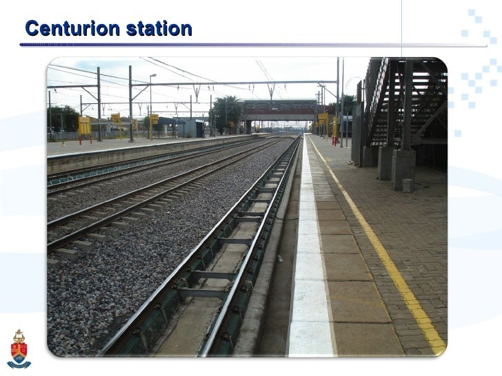 Centurion station