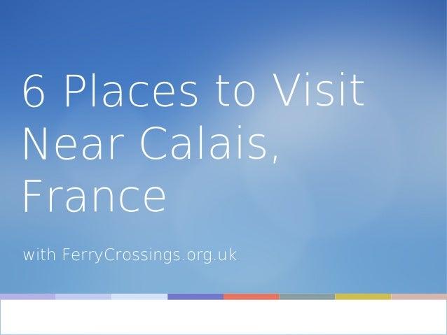 with FerryCrossings.org.uk