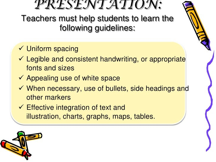 handwriting and personality ppt slides