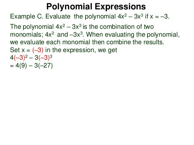 polynomial expressions Multiplying polynomials author: mike created date: 7/10/2012 11:28:10 am.