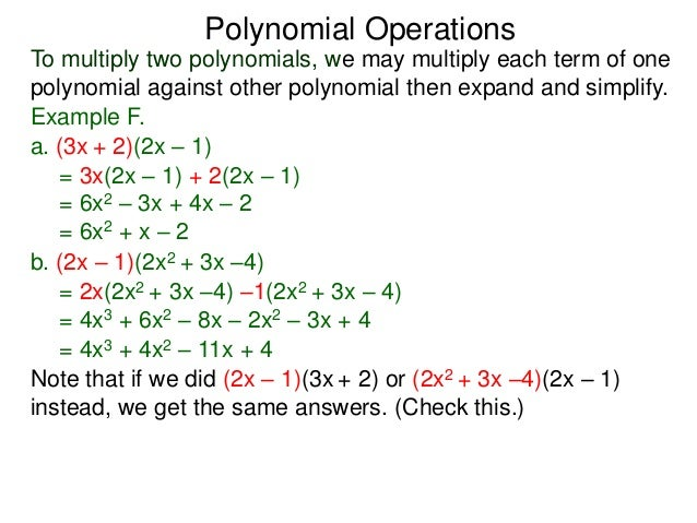 polynomial expressions Simplifying polynomial expressions es1 printable math worksheets @ wwwmathworksheets4kidscom simplify each expression 1) 3x ± 5x ± x(2x + 4x) 2) a ± 2a + 5a + 1 ± 10a 3) 17 ± 3s + 2s ± 5s + 5 4) 17p + 8p ± 4 ± 5(p ± 2) 5) 3(7r ± 4r ± 5r ) 6) 11c ± 9c + 15c ± 13c + 5c.