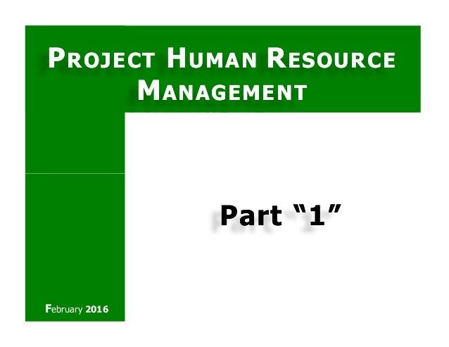 human resource management notes part 1 A quick overview of the topic, human resource management only.