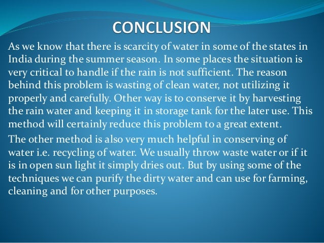 scarcity problem essay Ae 3b problem solution essay assignment essay's topic: water scarcity is one of the key environmental issue of our time identify some major causes of water scarcity and describe two solutions.