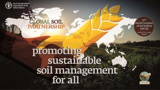 Awareness raising on soils Isabelle Verbeke, FAO Global Soil Partnership
