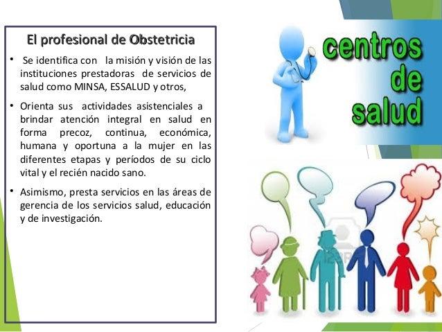 6° Rol del Obstetra en la Salud