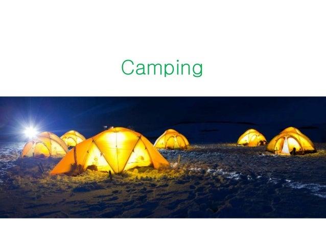 6 강 sea kayaking & camping