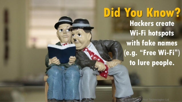 6 Security Tips for Using Public WiFi Slide 2