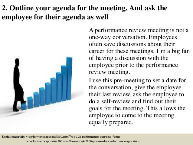 6 Six Steps To Conduct Performance Appraisal Meeting