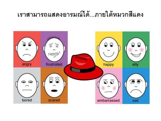 หมวกสีเหลือง • แสวงหาคุณค่า ความหวัง และ การมองโลกในแง่ดี