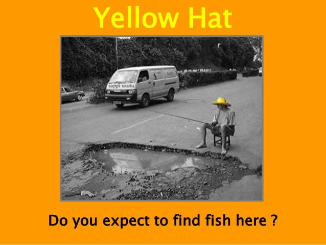 Blue Hat a. Organisation of thinking b. Control of the other hats ภาพรวมความคิด การตัดสินใจ