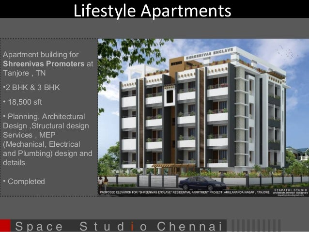 Apartment Building Design Concepts industrial space solutionsspace studio chennai