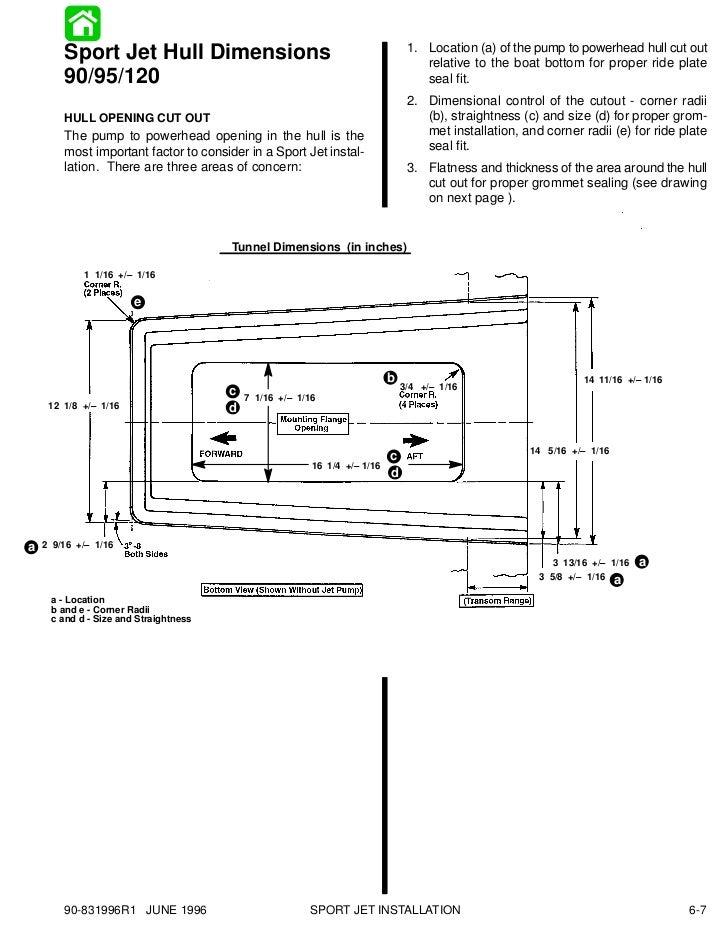 6 Sport Jet Installation. Mercury. Mercury Marine Sport Jet 175 Ignition Switch Wiring Diagram At Scoala.co
