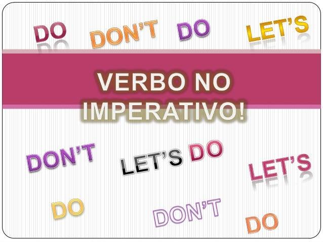 LET'S DO THE EXERCISE1 Marque a alternativa cujafrase esteja no modoImperativo:a) Not turn on the radio.b) No, I don't n...
